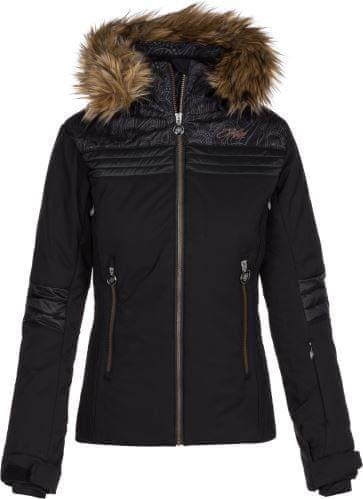 Kilpi Dámská zimní lyžařská bunda KILPI HENESIE-W černá 40