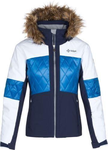Kilpi Dámská zimní lyžařská bunda KILPI ELZA-W tmavě modrá 42