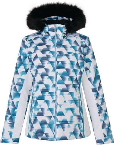 Dare 2b Dámská zimní lyžařská bunda Dare2b COPIUS bílá/modrá 38