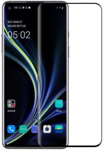Nillkin Tvrzené sklo 3D DS+ MAX Diamond Jade Black pro One Plus 8, 2451909