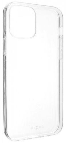 Fixed Ultratenké TPU gelové pouzdro Skin pro Apple iPhone 12/12 Pro, 0,6 mm FIXTCS-558, čiré