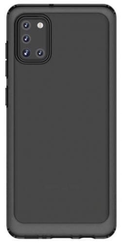 araree Ochranný kryt A Cover pro Galaxy A31 GP-FPA315KDABW, černý