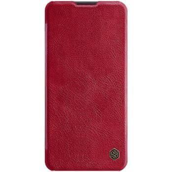 Nillkin Qin Book Pouzdro pro Samsung Galaxy Note 20 Ultra 2453080, červené