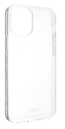 Fixed TPU gelové pouzdro pro Apple iPhone 12 Mini, čiré FIXTCC-557