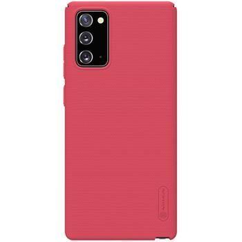 Nillkin Super Frosted Zadní kryt pro Samsung Galaxy Note 20 2453086, červený