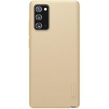 Nillkin Super Frosted Zadní kryt pro Samsung Galaxy Note 20 2453085, zlatý