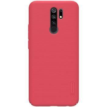 Nillkin Super Frosted Zadní kryt pro Xiaomi Redmi 9 2453025, červený