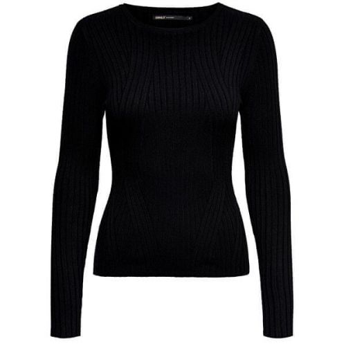 ONLY Dámský svetr ONLNATALIA 15169458 Black (Velikost XS) cena od 511 Kč