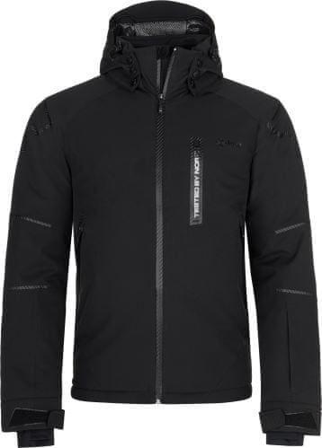 Kilpi Pánská zimní lyžařská bunda KILPI TURNAU-M černá L