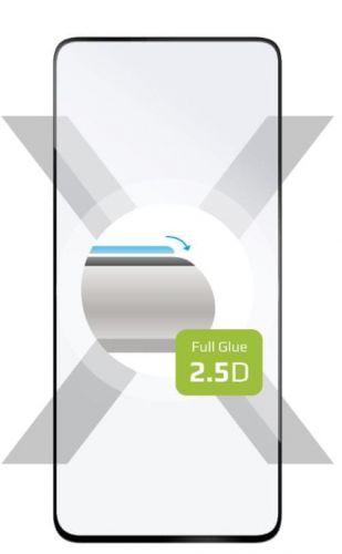 Fixed Ochranné sklo Full-Cover pro OnePlus Nord, lepení přes celý displej, černé FIXGFA-592-BK