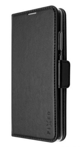 Fixed Pouzdro typu kniha Opus New Edition pro Apple iPhone 12/12 Pro, černé FIXOP2-558-BK