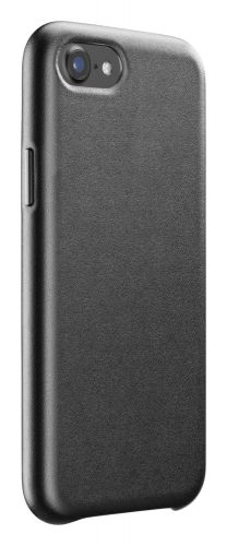 CellularLine Ochranný kryt Elite pro Apple iPhone SE (2020)/8/7/6, PU kůže ELITECIPH747K, černý
