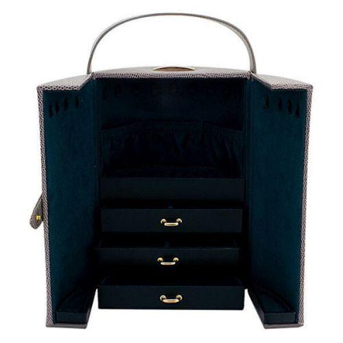 Friedrich Lederwaren Moderní kožená šperkovnice Milano 95907-90 cena od 2990 Kč