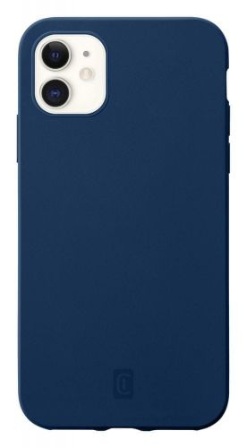 CellularLine Ochranný silikonový kryt Sensation pro Apple iPhone 12 mini SENSATIONIPH12B, černý