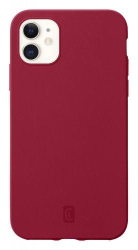 CellularLine Ochranný silikonový kryt Sensation pro Apple iPhone 12 mini SENSATIONIPH12V, fialový