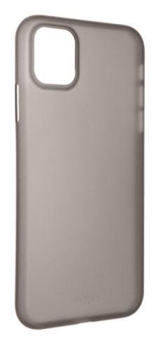 Fixed Ultratenký kryt Peel pro Apple iPhone 11, 0,3 mm, kouřový FIXPE-428-SM