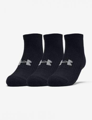 Under Armour Ponožky Training Cotton Locut-BLK M