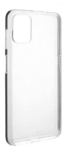 Fixed TPU gelové pouzdro pro Motorola Moto G9 Plus, čiré FIXTCC-617