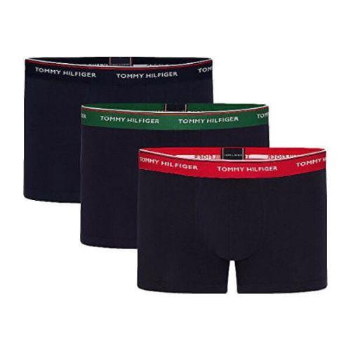 Tommy Hilfiger 3 PACK - pánské boxerky UM0UM01642-0SM (Velikost S)