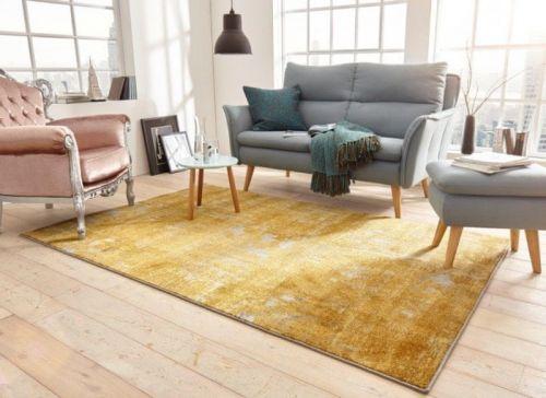 Mint Rugs AKCE: 140x200 cm Kusový koberec Golden Gate 102741 Gold 140x200