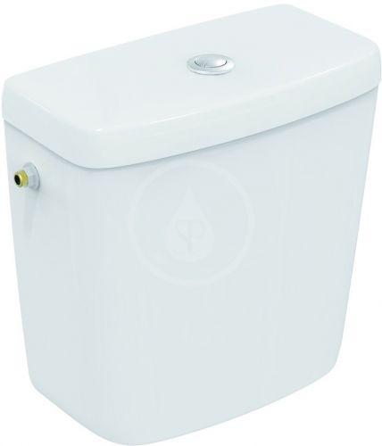 IDEAL STANDARD Contour 21 Splachovací nádrž, boční napouštění, bílá E876001