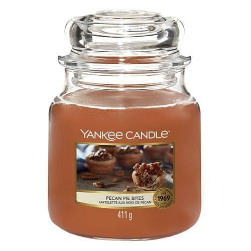 Yankee Candle Svíčka ve skleněné dóze , Pekanové košíčky, 410 g