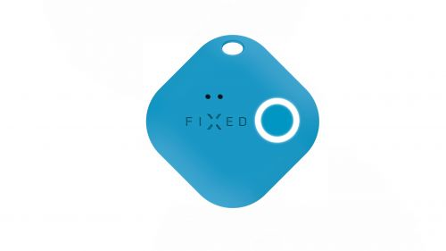 Tracker FIXED Smile Motion, modrý