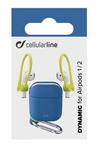 Kryt Cellularline Dynamic AirPods 1&2 s nástavci