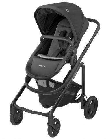 FOR BABY Maxi Cosi Lila CP kočárek Essential Black