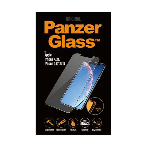 PanzerGlass Standard pro Apple iPhone X/Xs/11 Pro čiré, 2661
