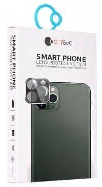 Coteetci COTEetCI sklo na fotoaparát pro Apple iPhone 11 CS2218-BK, černé