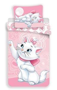 Jerry Fabrics Povlečení Marie Cat Big 140x200, 70x90 cm