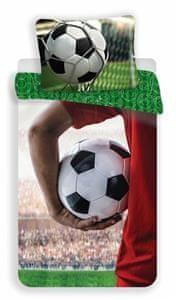 Jerry Fabrics Povlečení fototisk Fotbal 02 140x200, 70x90 cm