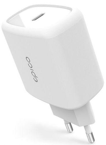 EPICO 18 W USB-C PD CHARGER 9915111100012, bílá