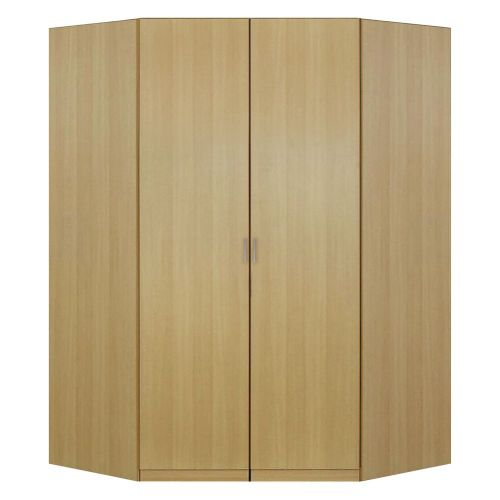 IDEA nábytek Skříň rohová ESO 11550 buk