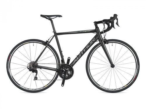 AUTHOR Aura 55 2020 černá/stříbrná černá/stříbrná 48