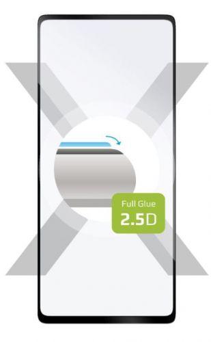 Fixed Ochranné sklo Full-Cover pro Samsung Galaxy S20 FE, celý displej, černé FIXGFA-602-BK