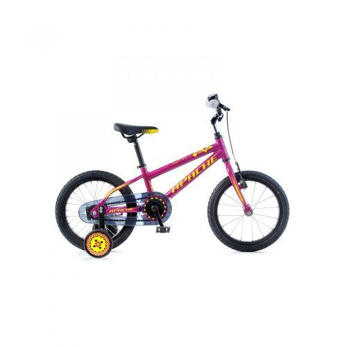 """Apache Bicycles Kolo dětské Apache 16"""" Cat růžová 2018 cena od 5490 Kč"""