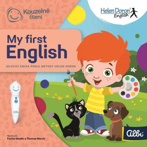 Albi KOUZELNÉ ČTENÍ My First English cena od 389 Kč
