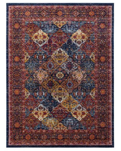 NOURISTAN AKCE: 80x150 cm Kusový koberec Lugar 104084 Orient Red 80x150
