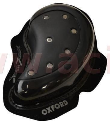 Oxford slidery Rok Drop Sparkie, OXFORD (černé, s kovovými čepy pro jiskřící efekt, pár) OX688