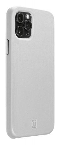 CellularLine Ochranný kryt Elite pro Apple iPhone 12/12 Pro, PU kůže ELITECIPH12MAXW, bílý