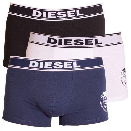 Diesel 3PACK pánské boxerky vícebarevné (00SAB2-0TANL-02) - velikost M