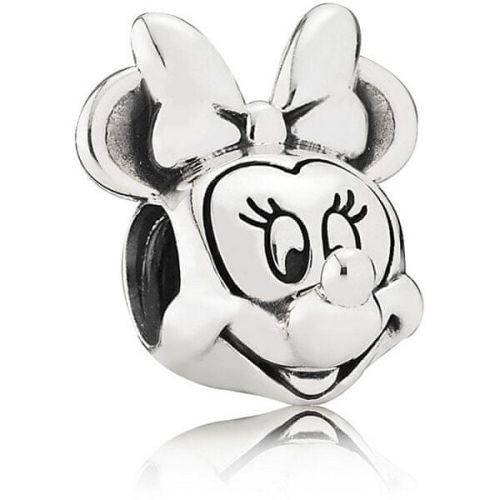 Pandora Stříbrný korálek Disney Minnie 791587 stříbro 925/1000