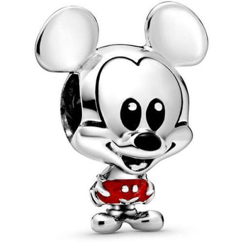 Pandora Stříbrný korálek Disney Mickey Mouse 798905C01 stříbro 925/1000