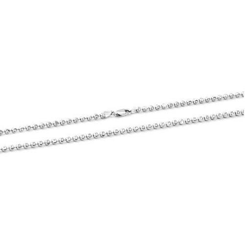 Beneto Kuličkový stříbrný řetízek AGS1064 (Délka 42 cm) stříbro 925/1000