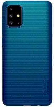 Nillkin Super Frosted Zadní Kryt pro Samsung Galaxy A71, Blue 2450399