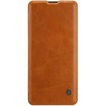 Nillkin Qin Book Pouzdro pro Samsung Galaxy A51 Brown (2450160)
