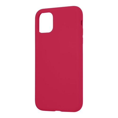Tactical Velvet Smoothie kryt pro Apple iPhone 11 2452586, tmavě červený