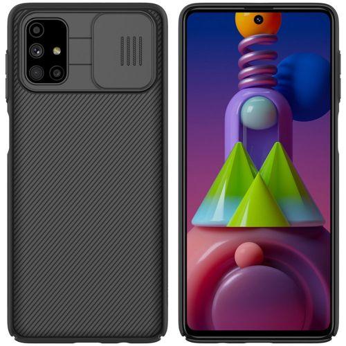 NONAME Nillkin CamShield Kryt Samsung M51 Black